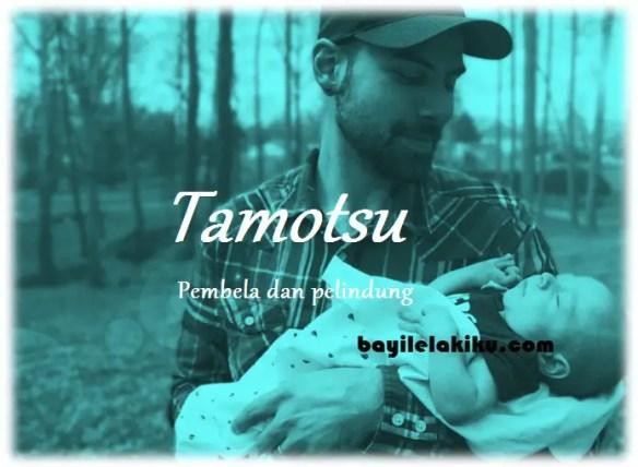 arti nama Tamotsu