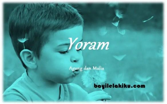 arti nama Yoram