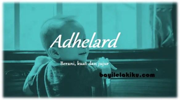 arti nama Adhelard