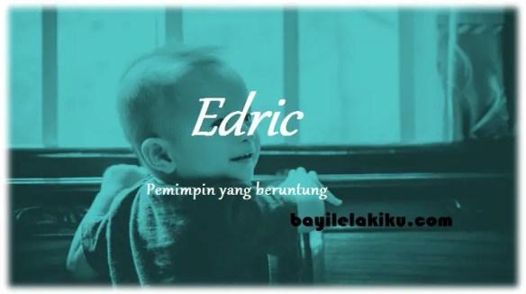 arti nama Edric