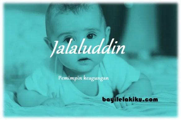 arti nama Jalaluddin