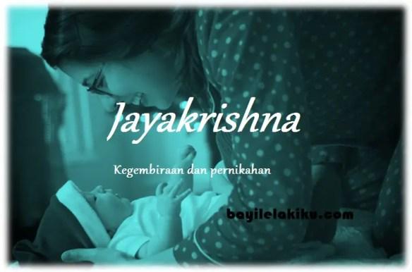 arti nama Jayakrishna
