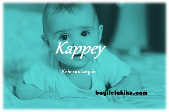 arti nama Kappey