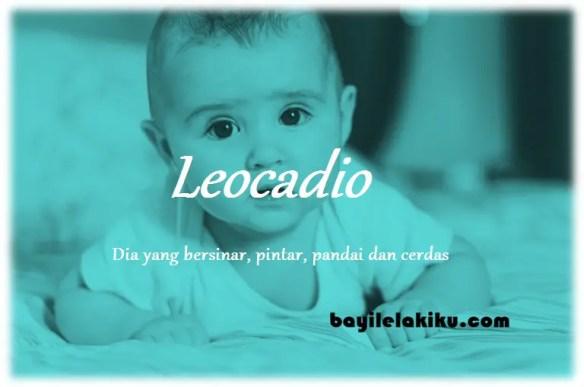 arti nama Leocadio