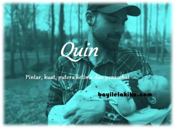 arti nama Quin