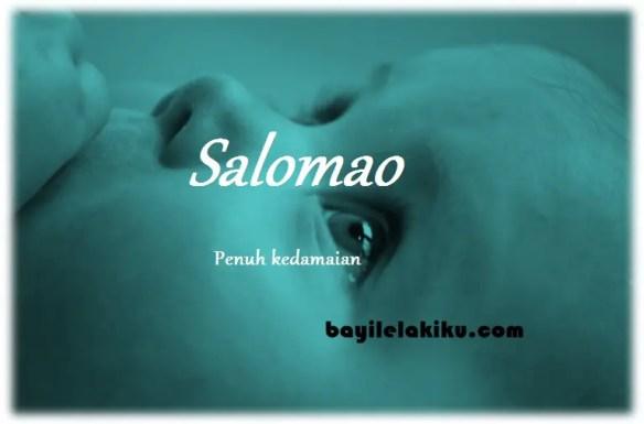 arti nama Salomao