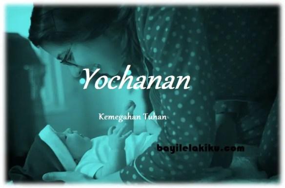 arti nama Yochanan