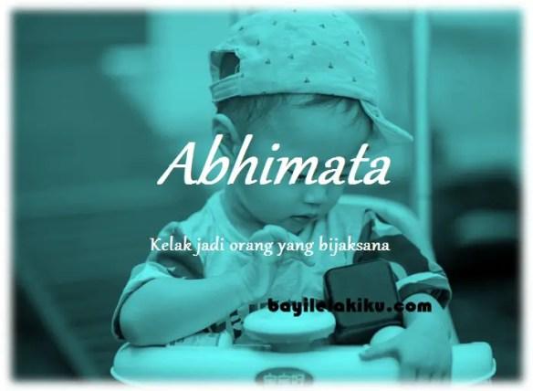 arti nama Abhimata