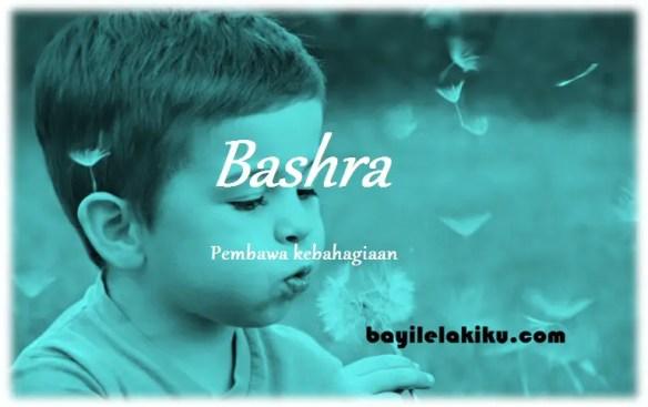 arti nama Bashra