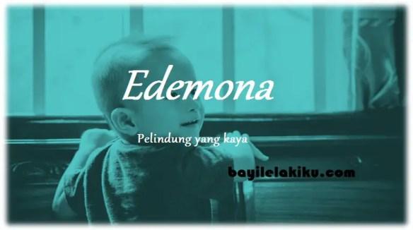 arti nama Edemona