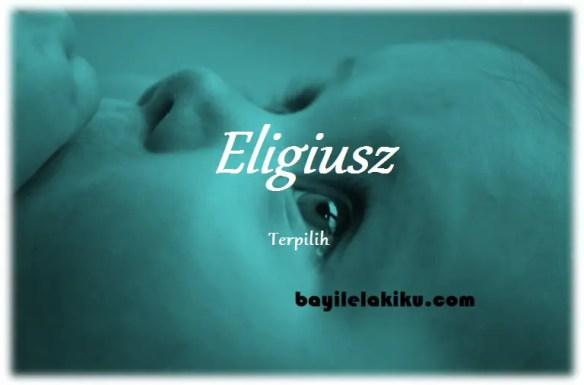 arti nama Eligiusz
