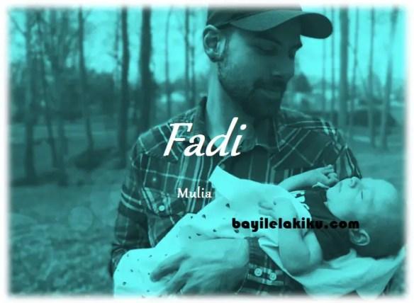 arti nama Fadi