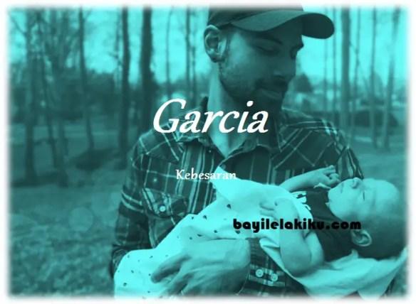arti nama Garcia