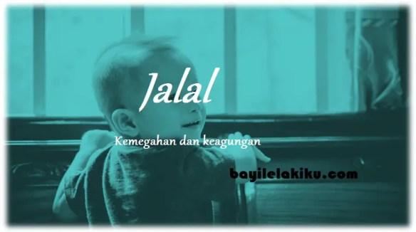 arti nama Jalal