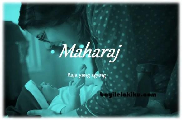 arti nama Maharaj