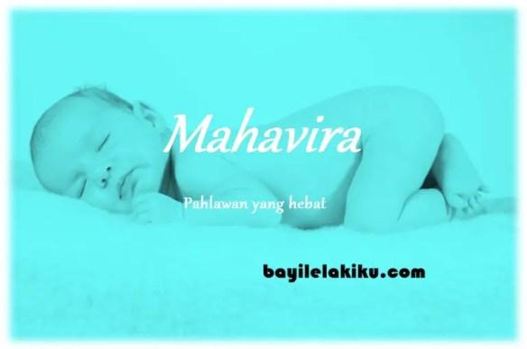 arti nama Mahavira
