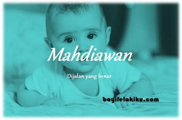 arti nama Mahdiawan
