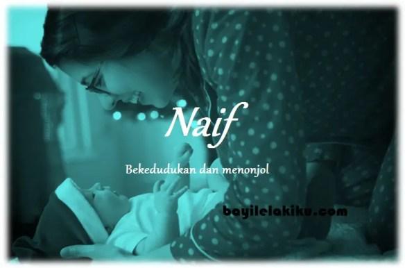 arti nama Naif