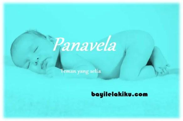 arti nama Panavela