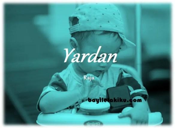 arti nama Yardan