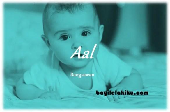 arti nama Aal