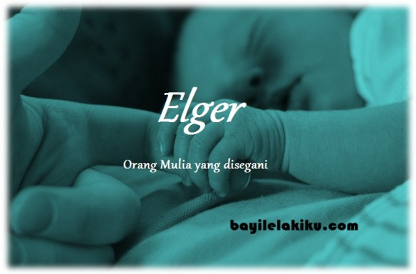 arti nama Elger