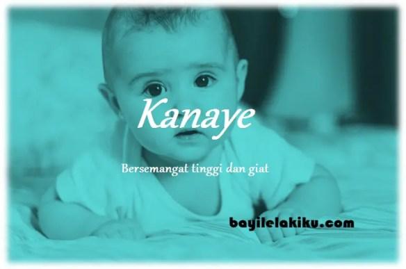 arti nama Kanaye