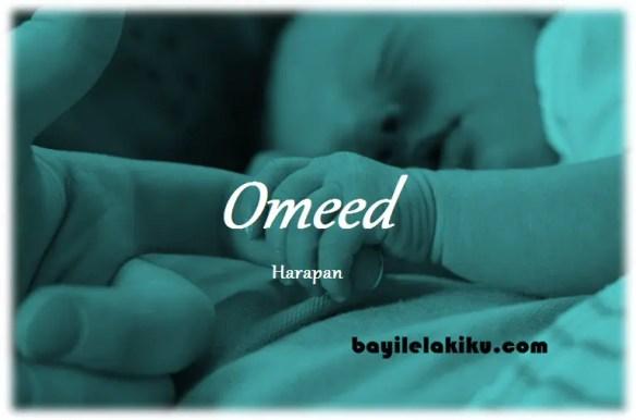 arti nama Omeed