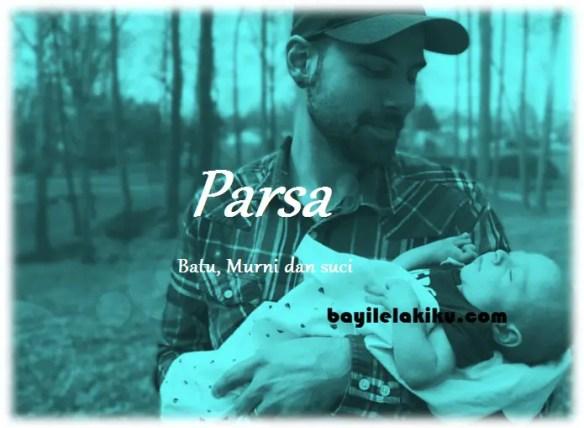 arti nama Parsa