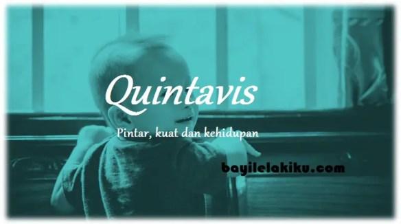arti nama Quintavis