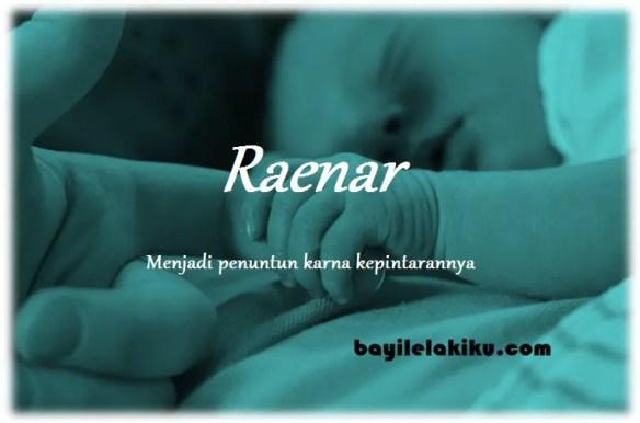 arti nama Raenar