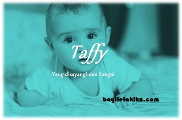 arti nama Taffy