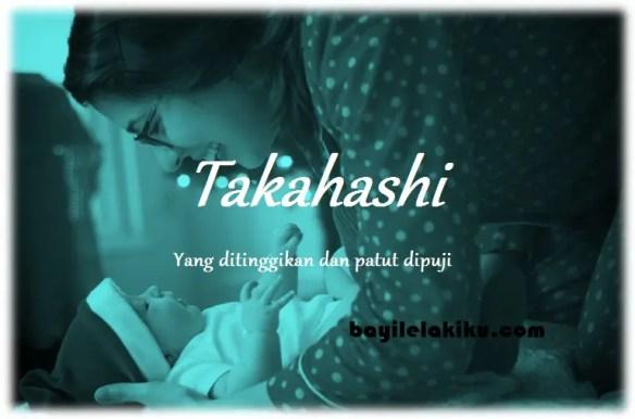 arti nama Takahashi