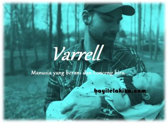 arti nama Varrell