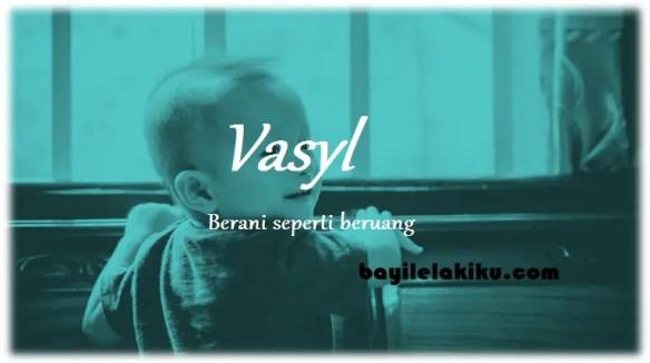arti nama Vasyl