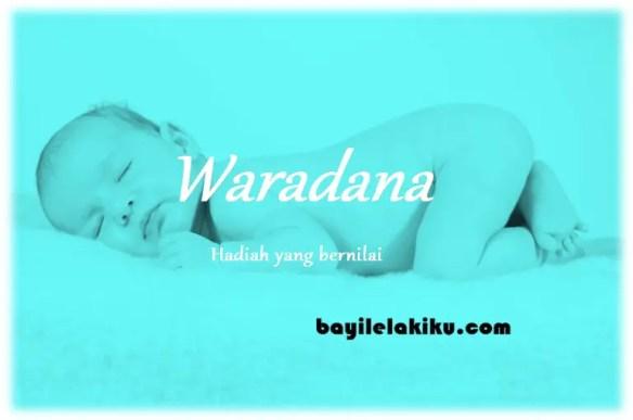 arti nama Waradana