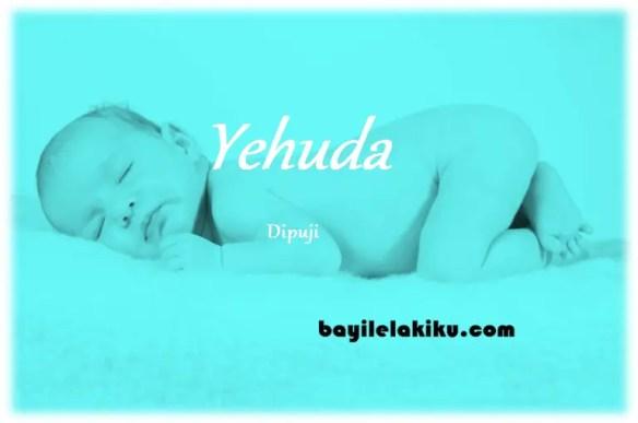 arti nama Yehuda