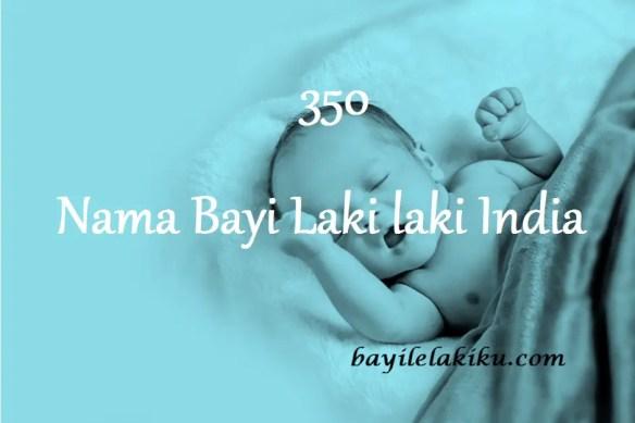 Nama Bayi Laki laki India