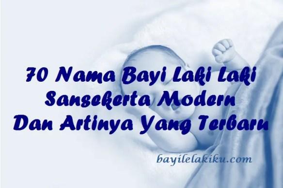 Nama Bayi Laki Laki Sansekerta Modern Dan Artinya