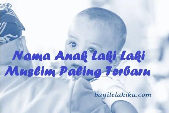Nama Anak Laki Laki Muslim