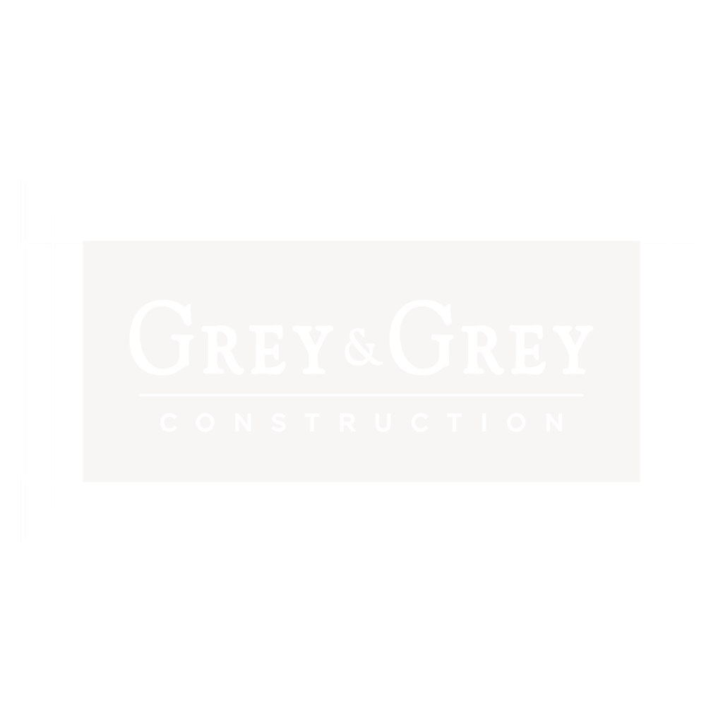 logo and website for Grey and Grey