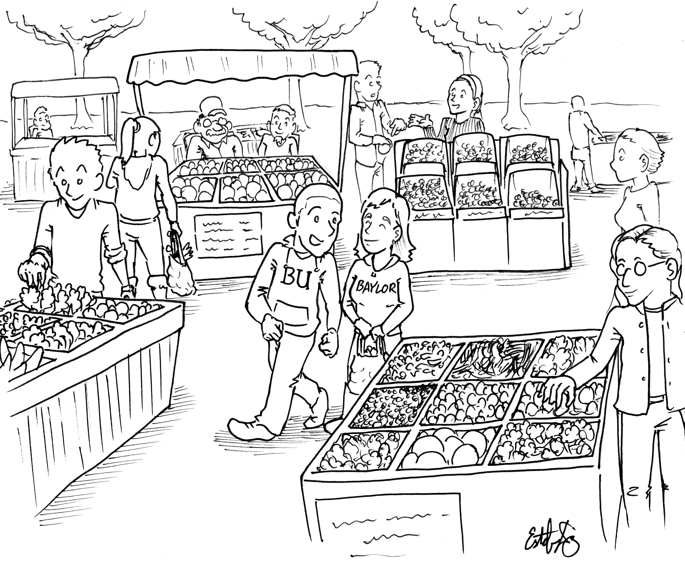 Editorial Farmers Market Brings Much Needed Fresh Food