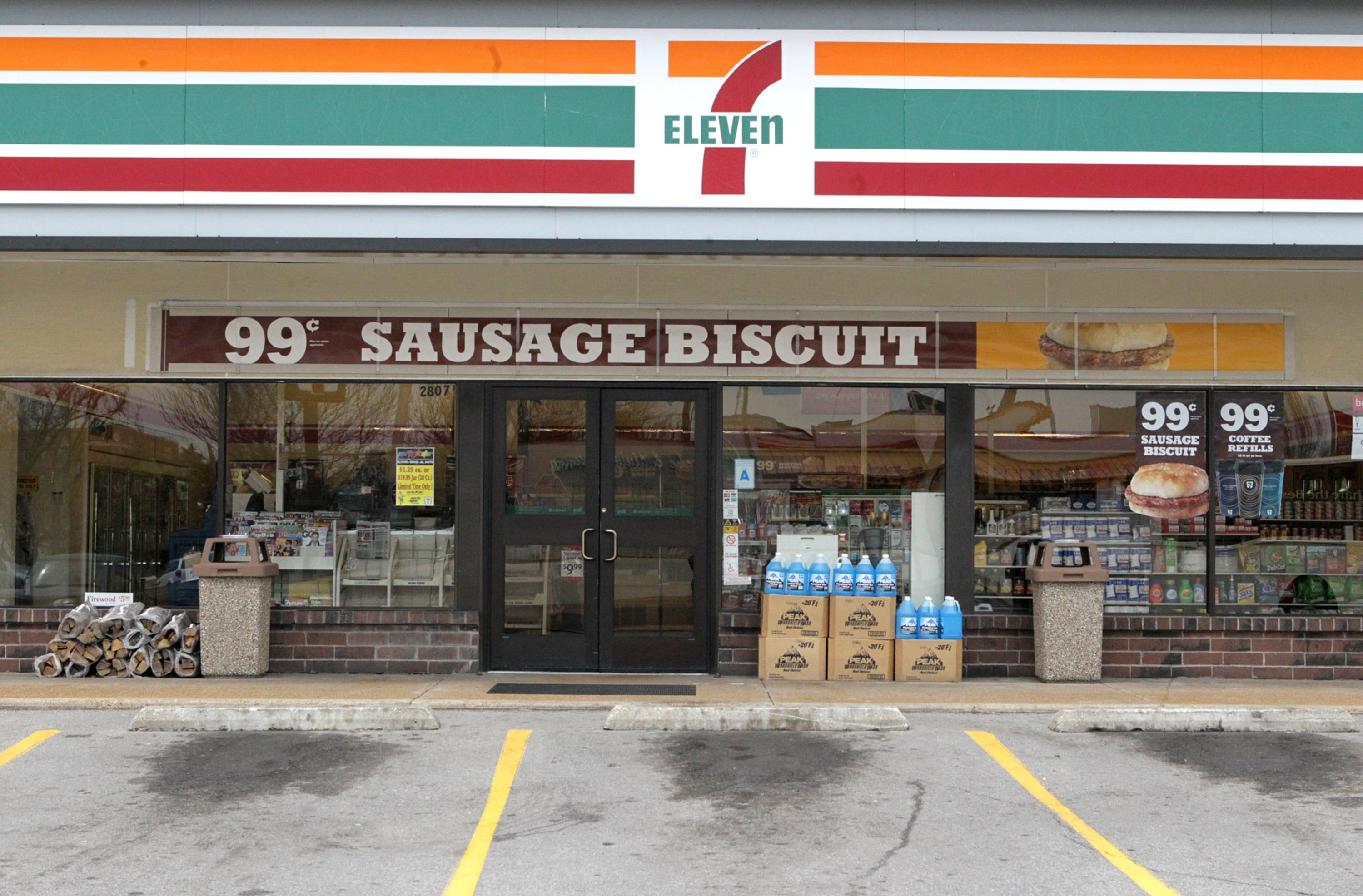 7 Eleven To Replace Old Arby S Beside Robinson Tower
