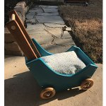 Wooden Baby Stroller Photos