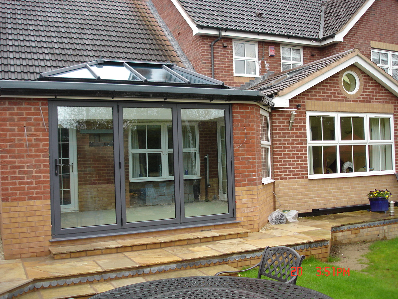 Orangeries archives baynham home improvements for House plans with conservatory