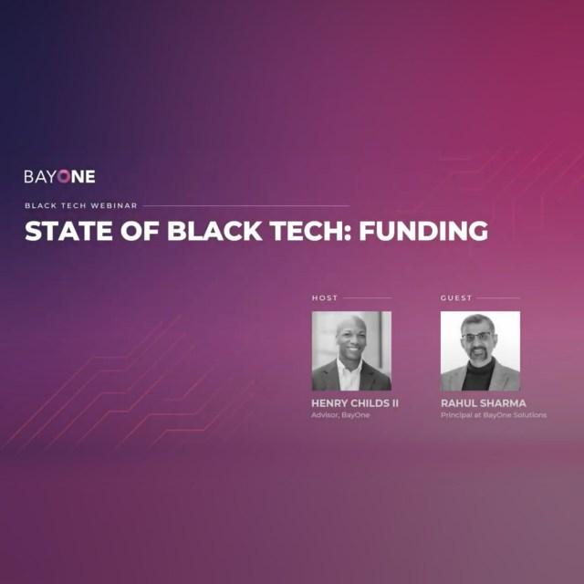Building the Black Tech Pipeline