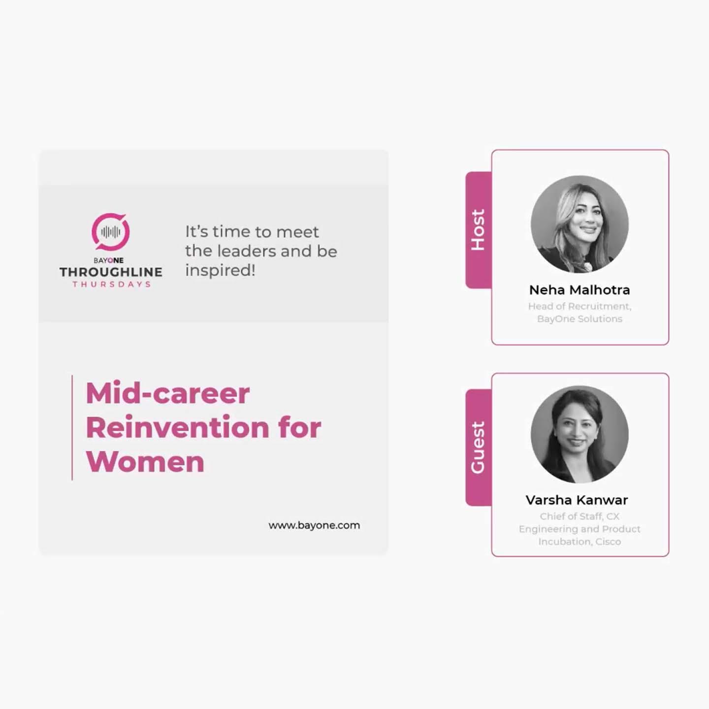 Career Advice for Women in Tech