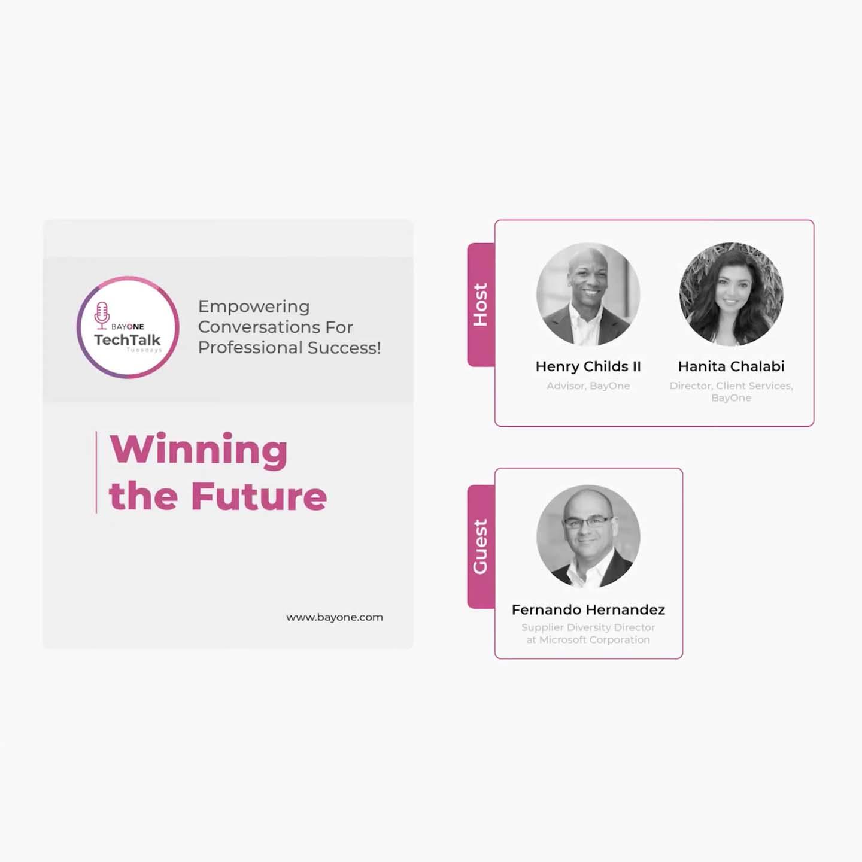 Winning the Future