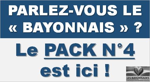 Bayonnades Pack N°4
