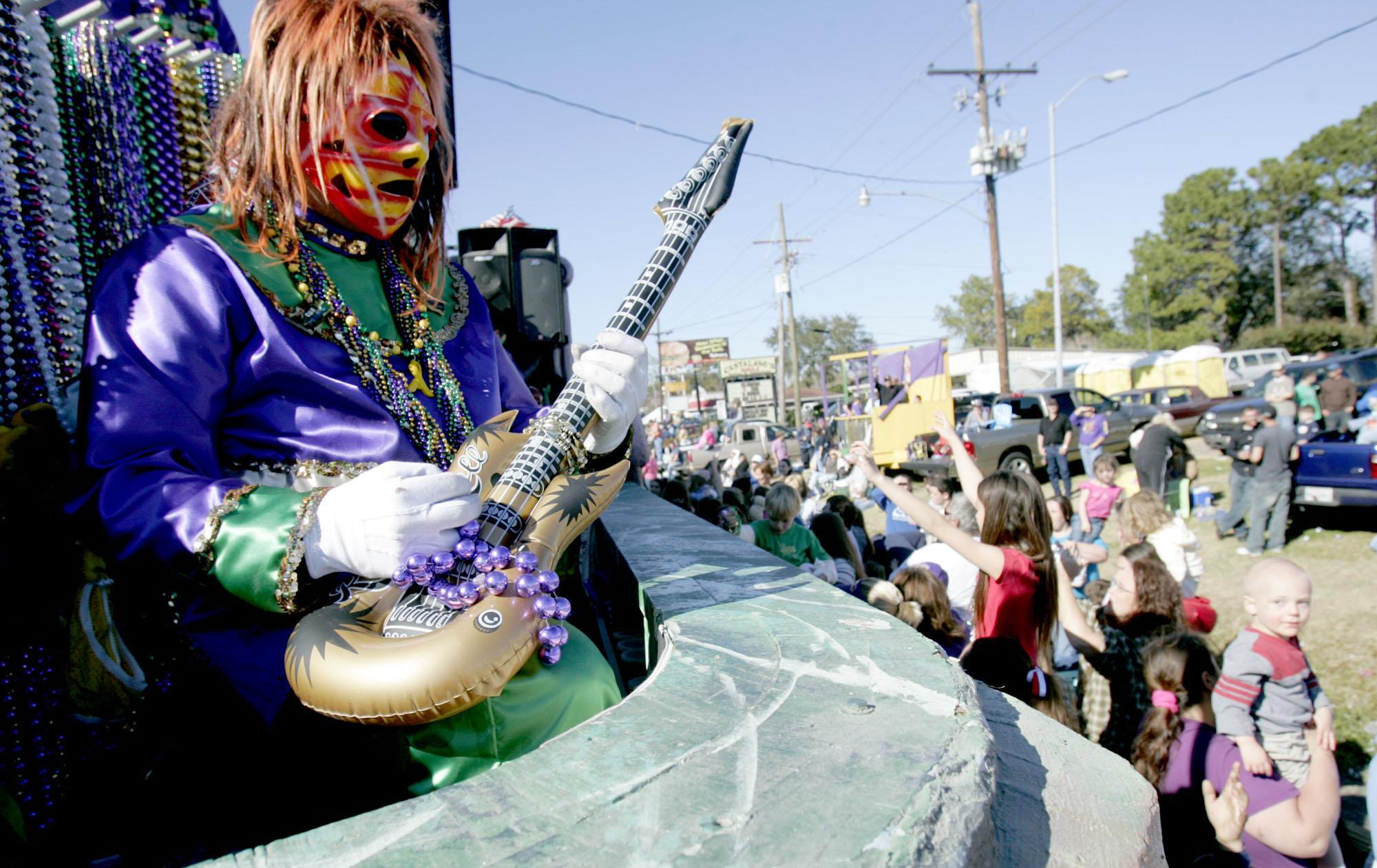 Bayou Carnival